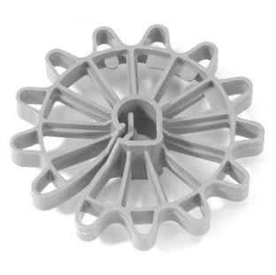 Zak PVC Dinki 35 mm. (200 stuks)